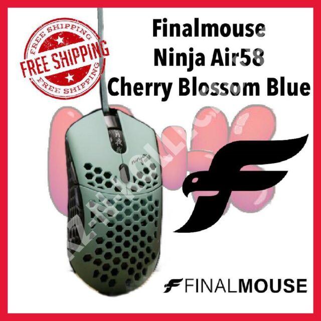 Finalmouse Final Mouse Air58 Ultralight Ninja Cherry Blossom Blue