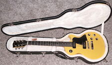 Gibson Robot Les Paul Jr. Special Electric Guitar TV Yellow Satin w/ Case