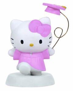 Hello Kitty Graduate Figurine, New, Free Shipping