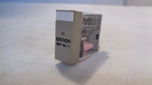 NEW NOT IN BOX OMRON G2R-2-S RELAY 24 VAC RELAY