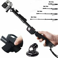 GoPro MONOPOD Selfie Stick Tripod Wi-Fi Remote Case for GoPro Hero 4 3+ 3 2 1