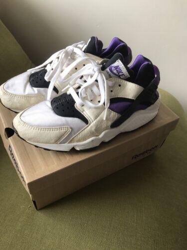 Nike Purple Huarache Uk8 Og 5 Punch rZnrwq5v4