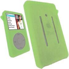 New Silicone Rubber Skin Soft Case Cover-Blue for iPod Classic 80GB 120GB 160GB