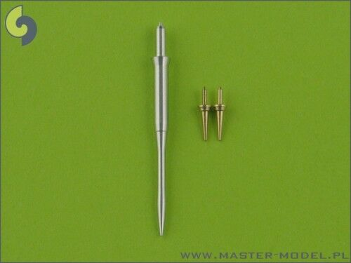 1/32 AM32032 MASTER MODEL  PITOT TUBE & AOA PROBES for US F-16 FALCON - PROMOTE