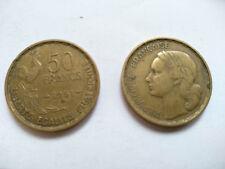 50 FRANCS GUIRAUD 1951B