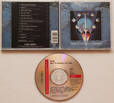Toto - Past to Present 1977-1990 (incl 4 rare tracks)