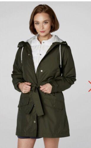 Night Forest Lyness £140 X Coat small Rrp W Helly Bnwt Hansen Size p46YXx