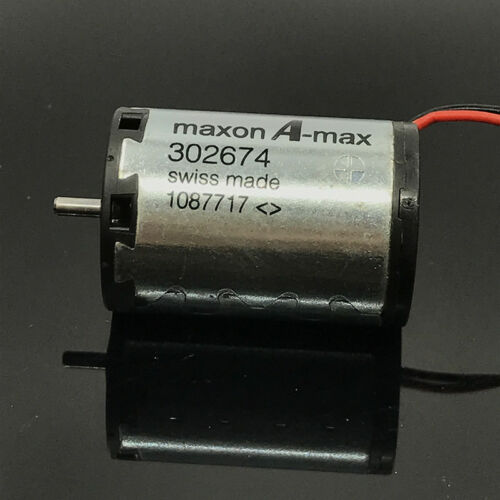 22mm Swiss Maxon A-max 302674//332965 Mini Big Coreless Motor DC 12V High Speed