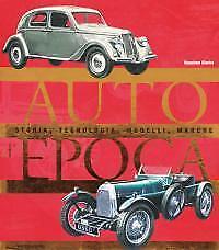 Auto d´epoca Clarke Massimo