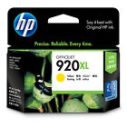 HP 920xl Yellow Ink Cartridge CD974AA