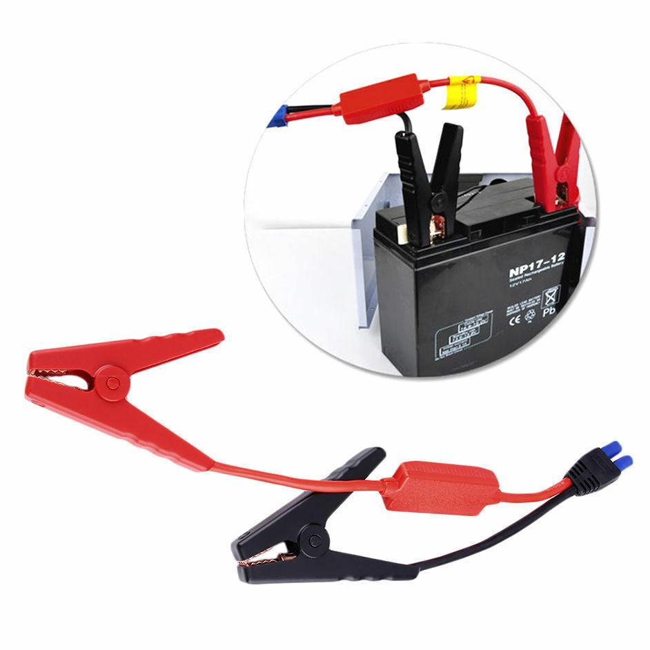 EC5 Car Intelligent Smart Jumper Cable Clamp Compatible with 12V Jump Starter SO