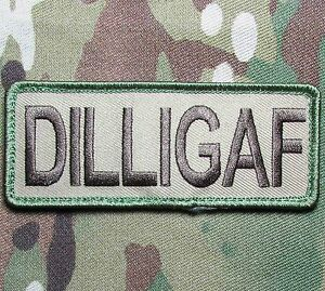 DILLIGAF-USA-ARMY-OAF-ISAF-TACTICAL-MORALE-MILITARY-BADGE-MULTICAM-VELCRO-PATCH