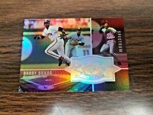 BARRY-BONDS-1998-UPPER-DECK-SPECTRUM-CARD-164-SAN-FRANCISCO-GIANTS-SP-1750
