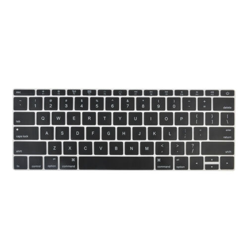 """2016 Silicone Laptop Keyboard Cover Skin for Macbook Pro 13/""""//15/"""""""