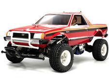 58384 Tamiya RC Subaru BratVintage 1/10th Truck Kit Deal COMBO