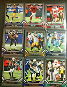 2019 Panini Playbook Base NFL Football Card Complete Your Set (You Pick Cards) G
