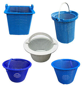 Swimming Pool Skimmer Baskets Above Ground Pool Sta Rite