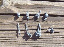40K Dark Eldar Hellions Chains & Skulls Bits 8 Bitz