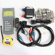 TDS-100H-M2H Handheld Ultrasonic Flowmeter Digital Flow Meter Tester DN50-700mm