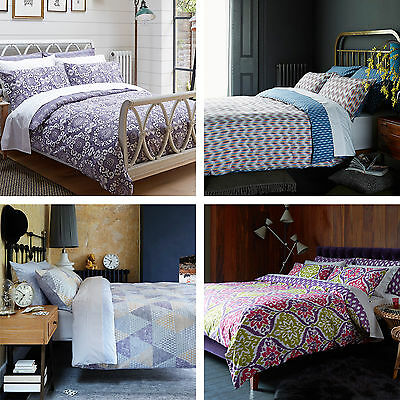 Kingsley Home 180 Thread Count Percale Polycotton Duvet Quilt Cover Bedding Set