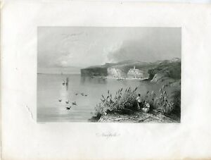 Nicopoli-Engraving-By-R-Wallis-Over-Artwork-Of-W-H-Bartlett