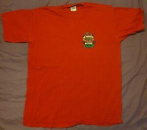 Kaiser-Chiefs-red-cheif-T-Shirt-medium-Indie-music-oh-my-god-OMG-Ricky-wilson