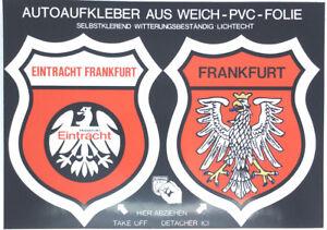 Details Zu Eintracht Frankfurt Stadt Aufkleber Sticker Logo Bundesliga Fussball 419
