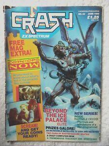 60384 Issue 53 Crash Magazine 1988