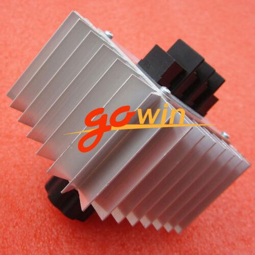 Hot AC 220V 5000W SCR Voltage Regulator Speed Controller Dimmer Thermostat