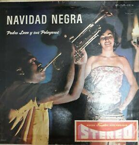 PEDRO-LAZA-Y-SUS-PELAYEROS-NAVIDAD-NEGRA-CUMBIA-COLOMBIA-LISTEN