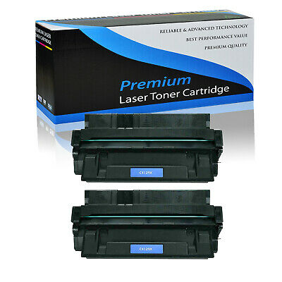 High Yield Toner Cartridge C4129X 29X 2PK For HP LaserJet 5000n 5100tn Printer