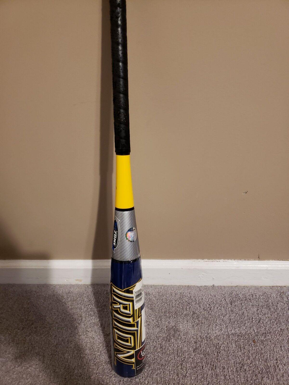 Louisville Triton Senior League Bat SLXT 29  19oz. Drop 10 New w Warranty