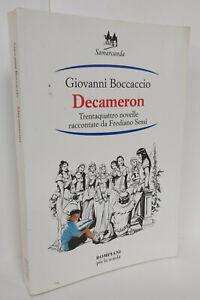 97455-Giovanni-Boccaccio-Decameron-Bompiani-scuola-2004