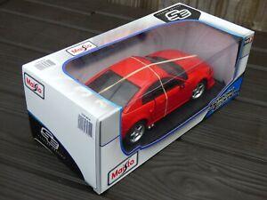 Bloque-raro-SN-95-pequena-Ford-Mustang-Cobra-Svt-Modelo-De-Juguete-American-Muscle-Car-1-18