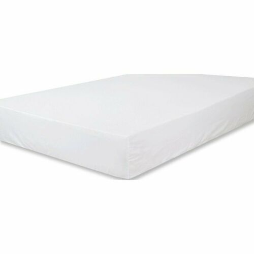 Fitted Sheet  1900 Serice Fully Elastice 16 Inches Deep Pockets Cotton Satin