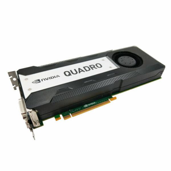 nvidia quadro m6000 professional cuda 12gb graphics video