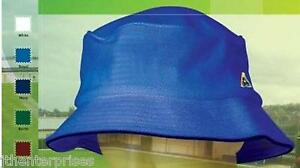 faaecb7a2c8 Image is loading Bowls-Australia-Lawn-Bowls-Bucket-Hat-Pique-Mesh-