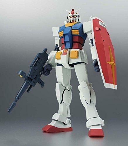 Gundam RX-78-2 ANIME Version Robot Spirits Action Figure