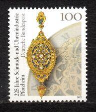 Germany - 1992 Juwelry and clock industry Mi. 1628 MNH