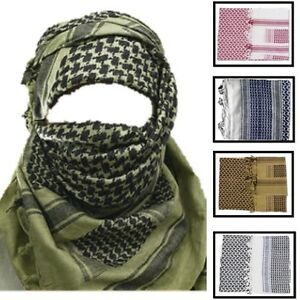 MILITARY-SHEMAGH-AFGHANISTAN-BRITISH-ARMY-SAND-HEAD-SCARF-SAS-PARA-ARAB-RETRO
