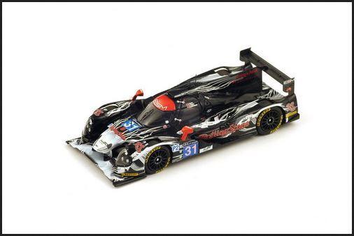 Ligier JS P2-HPD - Marronee Van Overbeek Fogarty - LMP2 Le Mans 2015 Spark