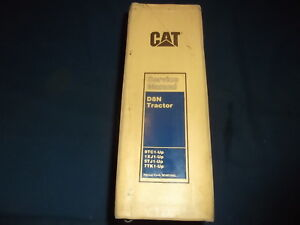 cat caterpillar d8n tractor dozer service shop repair book manual rh ebay com Caterpillar D8N Size Caterpillar D8N Size