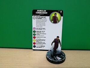 Star Trek HeroClix Away Team:The Original Series - 014 Romulan Commander - España - Star Trek HeroClix Away Team:The Original Series - 014 Romulan Commander - España