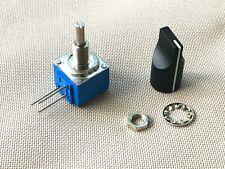10k And Knob Potentiometer Bourns Single Turn Pot Hi Quality10000 Ohms New Kit