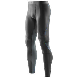 0ab01b421bf34 SKINS Men's RY400 Compression Long Tights For Recovery Muscle ...