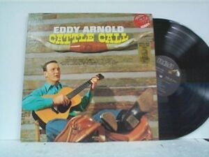 Eddy Arnold Cattle Call Lp Ebay