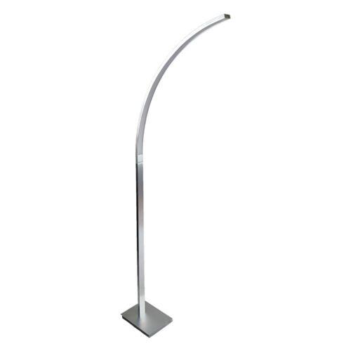LED Stehleuchte Bogenleuchte Lese Leuchte Bogenlampe Stehlampe DIMMBAR 165cm