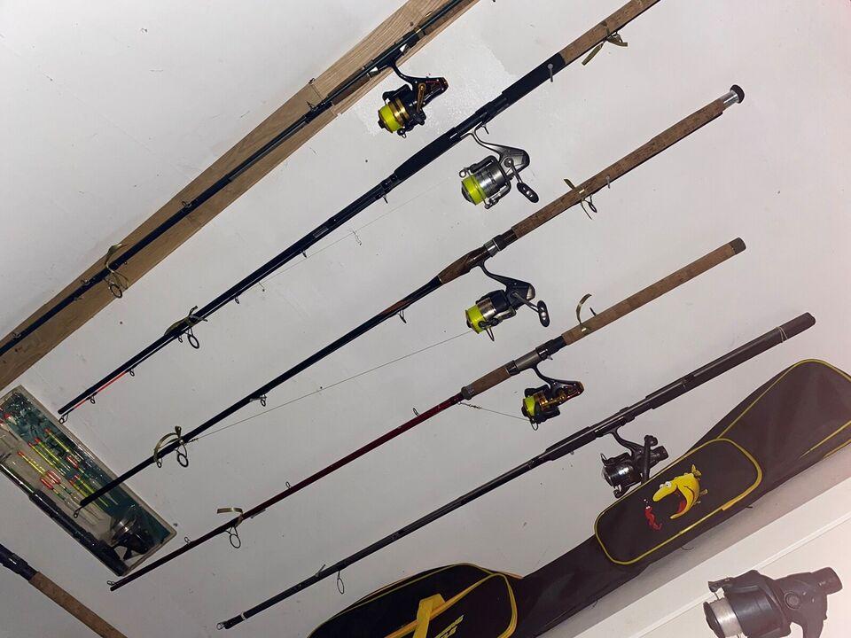 Fiskestang, Flere mærker