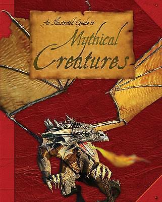An Illustrated Guide to Mythical Creatures-ExLibrary