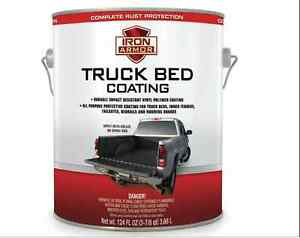 Iron Armor Pickup Pick Up Truck Bed Trailer Coating Spray